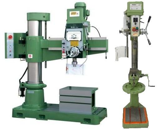 Operazioni E Lavorazioni Con I Trapani Meccanica Tecnica